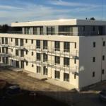 Neubaumontage Kunststofffenster in Unterhaching im Fasanenhof