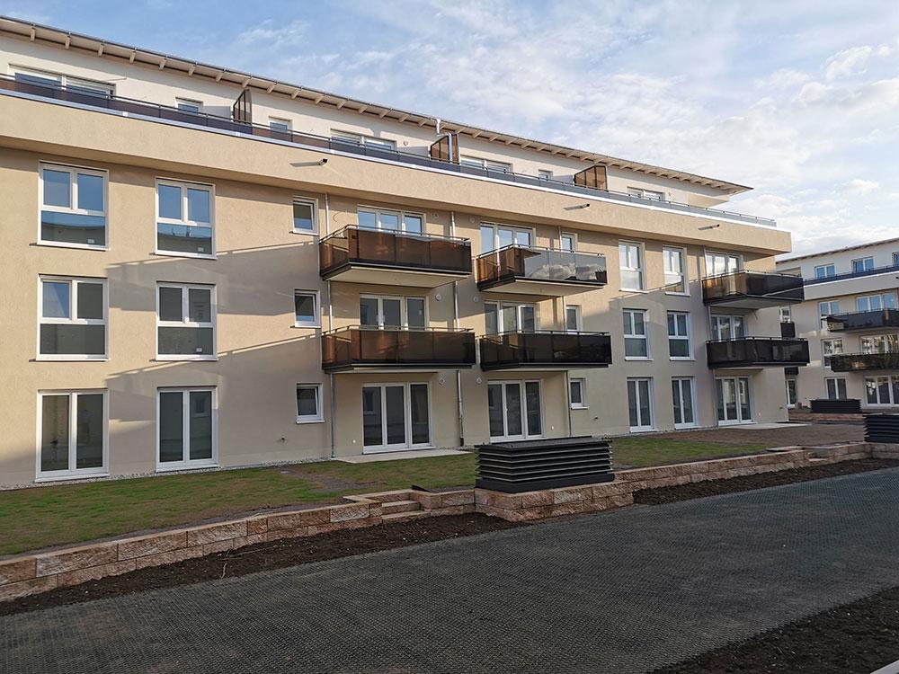 Produktbild Neubaumontage Kunststofffenster in Unterhaching – Kapellenstraße