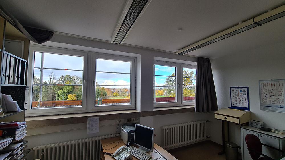 Produktbild Altbau Kunststofffenster in Bad Aibling – Rheumaklinik