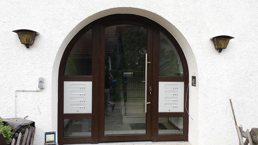 Produktbild Altbau Haustüremontage Kunststoff in München
