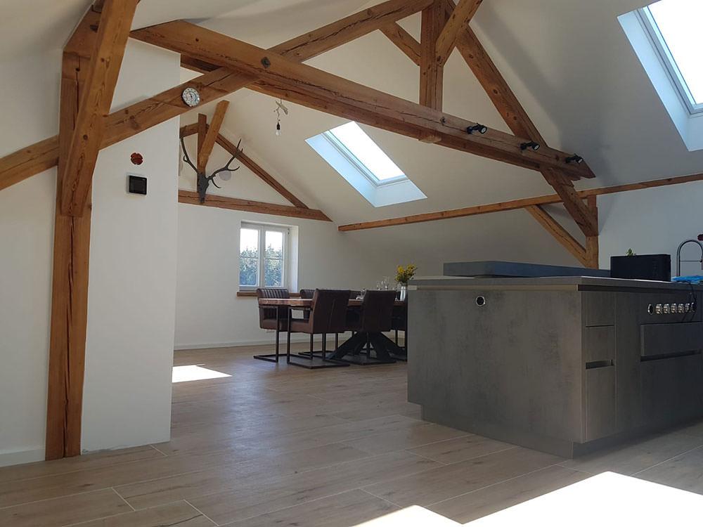 Produktbild Altbausanierung / Innenausbau Dachgeschoss in Unterreit