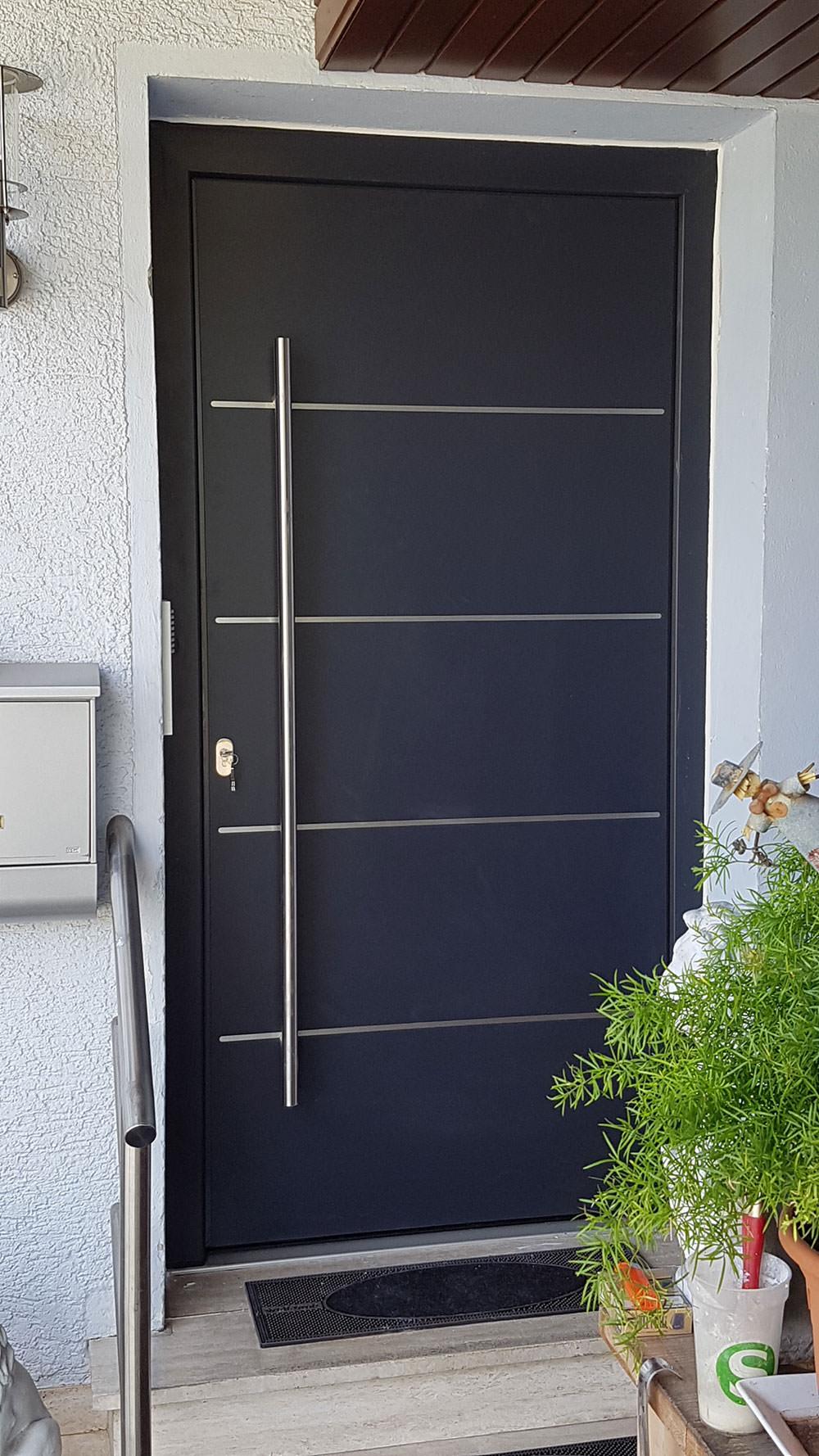 Produktbild Altbau Haustürmontage in München